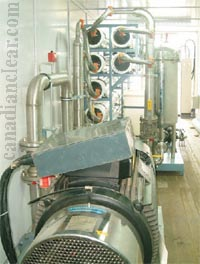 Desalin, Desalination, Containerized Desalination, Barge Desalination